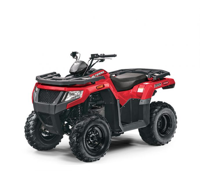 Textron (Arctic Cat) Alterra 300 2018