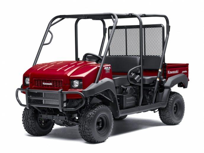 Kawasaki MULE 4010 Trans 4×4 2018