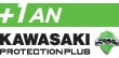 1 AN DE GARANTIE KAWASAKI ADDITIONNELLE