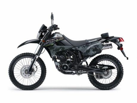 Kawasaki KLX250 CAMO 2019