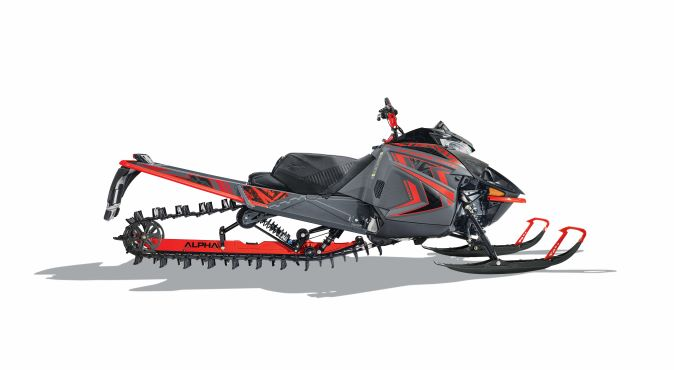 Arctic Cat M 8000 Hardcore Alpha One (154) 2020