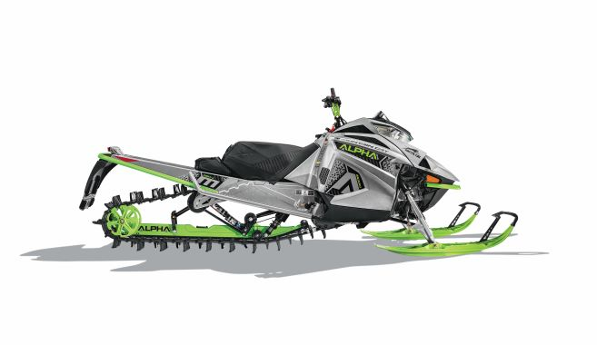 Arctic Cat M8000 Mountain Cat Alpha One 2020