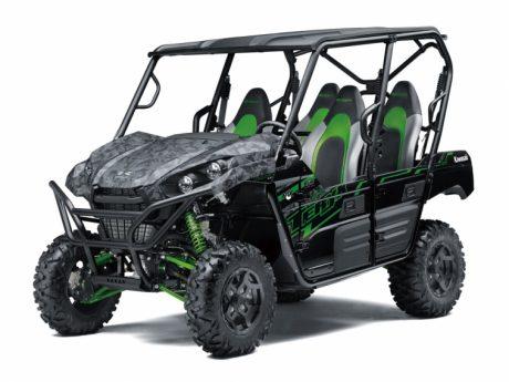 Kawasaki Teryx4 EPS LE CAMO 2020