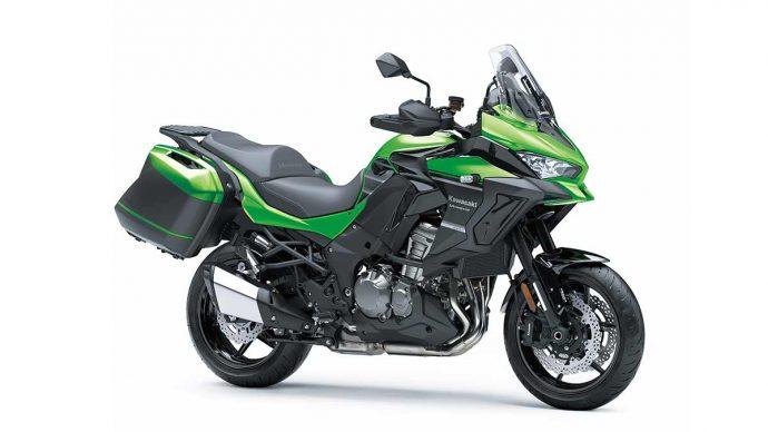 Kawasaki VERSYS 1000 ABS LT 2020