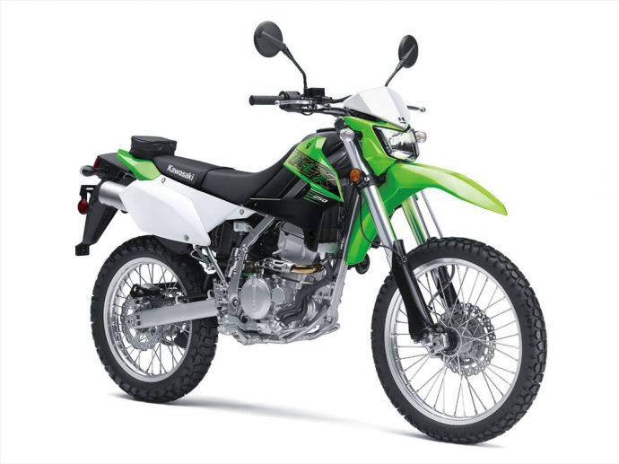 Kawasaki KLX250 2020