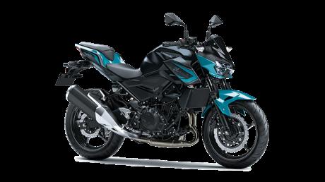 Kawasaki Z400 ABS 2021